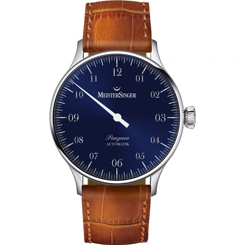 Mens Meistersinger Pangaea Automatic Watch