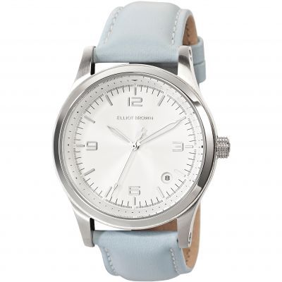 Elliot Brown Kimmeridge Damklocka Blå 405-002-L55