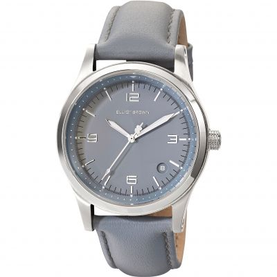 Elliot Brown Kimmeridge Damenuhr in Grau 405-004-L56