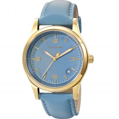 Elliot Brown Kimmeridge Damklocka Blå 405-006-L57