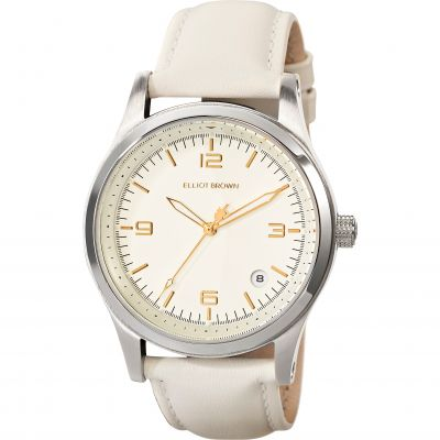 Elliot Brown Kimmeridge Dameshorloge Creme 405-008-L54