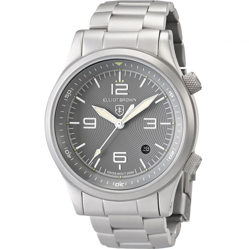 Mens Elliot Brown Canford Watch 202-018-B06