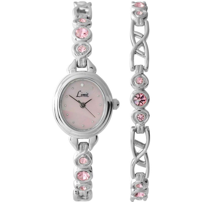 Image of            Ladies Limit Gift Set Watch