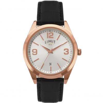 Limit Herenhorloge Zwart 5690.01