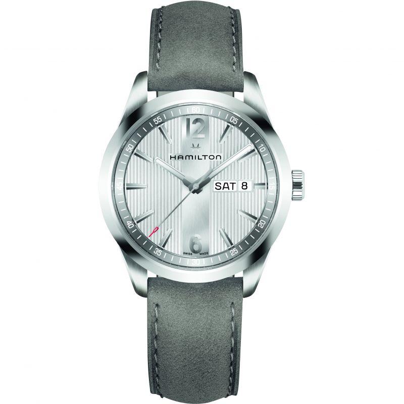 Mens Hamilton Broadway Day-Date 40mm Watch