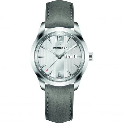Hamilton Broadway Day-Date 40mm Herrenuhr in Grau H43311915