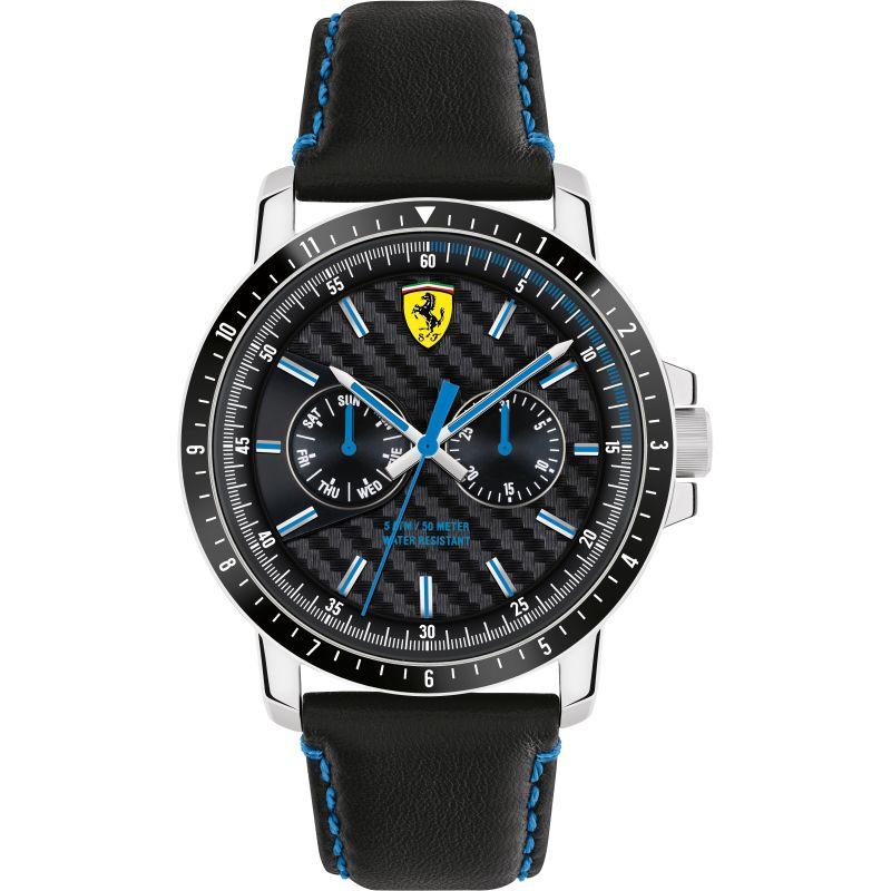 Mens Scuderia Ferrari Turbo Watch