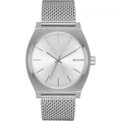 Unisex Nixon The Time Teller Milanese Watch A1187-1920