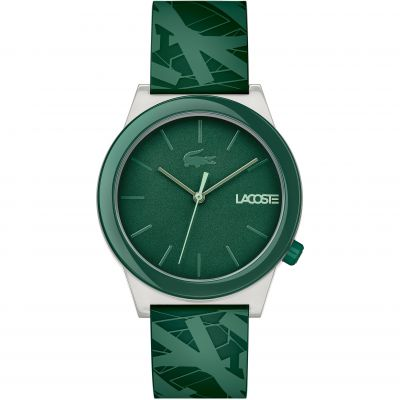 Lacoste Motion Motion Herrenuhr in Grün 2010932