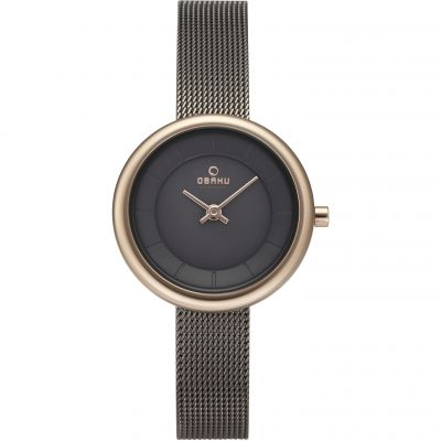 Ladies Obaku Watch V146LXVJMJ