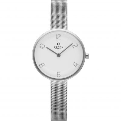 Ladies Obaku Watch V195LXCIMC-BOX