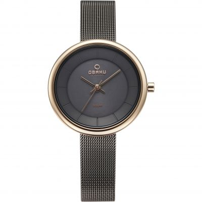 Ladies Obaku Watch V206LRVJMJ