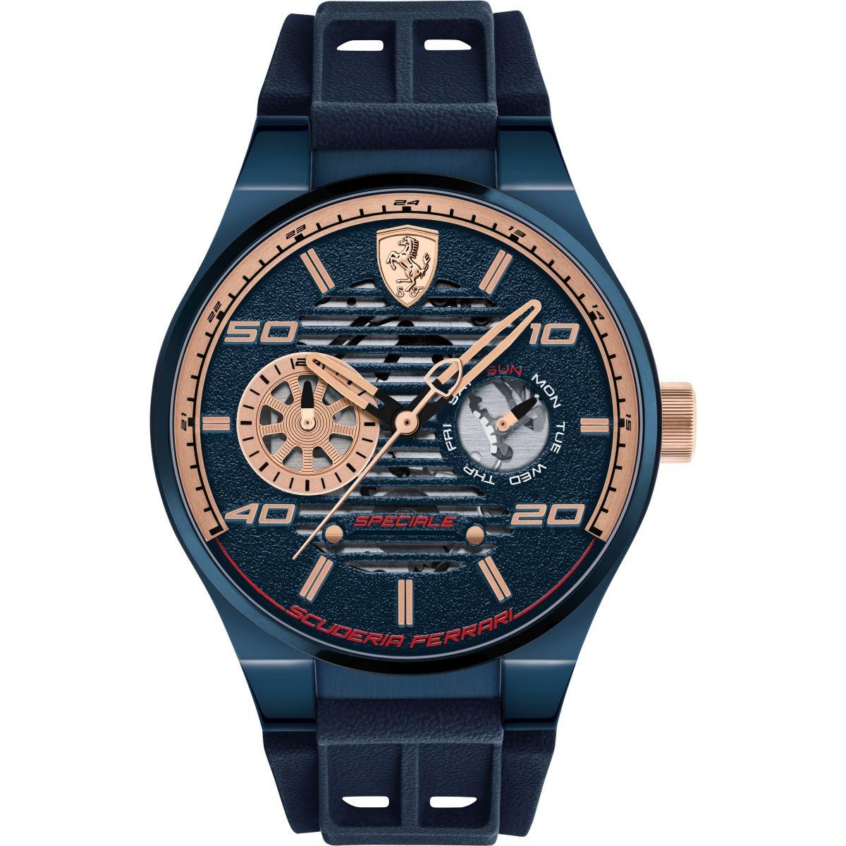 for strap lyst multi men sale speciale ferrari mens s watches watch black accessories leather
