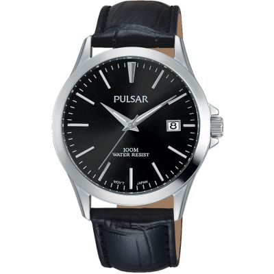 Pulsar Herrenuhr in Schwarz PS9457X1