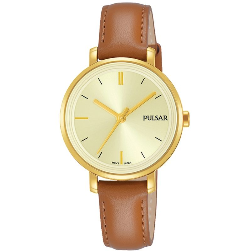 Image of            Ladies Pulsar Dress Watch