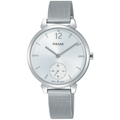 Ladies Pulsar Dress Mesh Watch PN4053X1