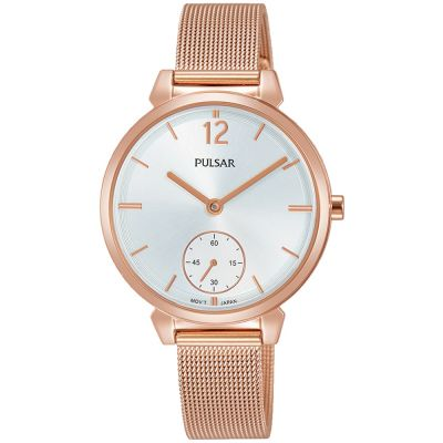 Ladies Pulsar Dress Mesh Watch PN4054X1