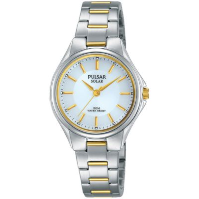 Ladies Pulsar Solar Solar Powered Watch PY5035X1