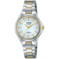 Ladies Pulsar Solar Solar Powered Watch