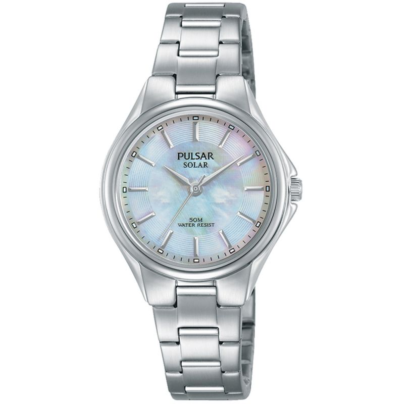 Ladies Pulsar Solar Solar Powered Watch PY5031X1