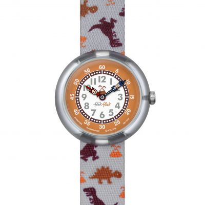 Childrens Flik Flak Flik Rex Watch FBNP096