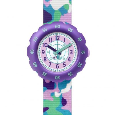 Montre Enfant Flik Flak Under Mission FPSP019