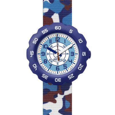 Montre Enfant Flik Flak Over Mission FPSP020