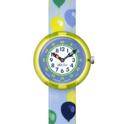 Childrens Flik Flak Ballolou Watch FBNP085