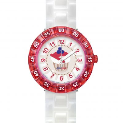 Childrens Flik Flak Milkita Watch FCSP046