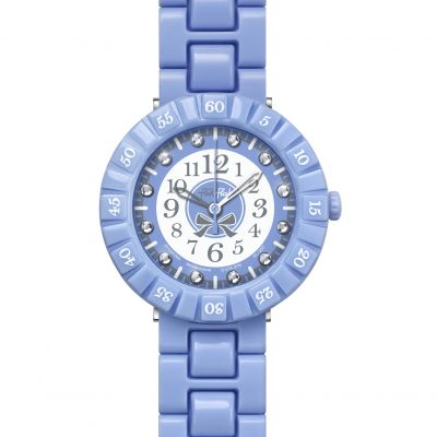 Childrens Flik Flak Pretty Lavenda Watch FCSP048