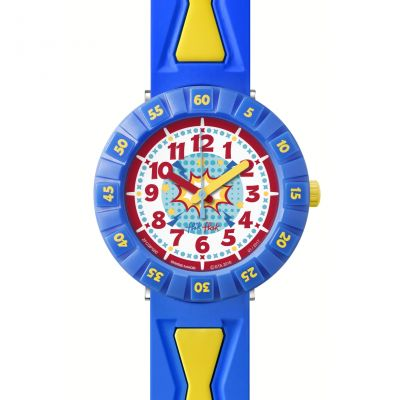 Childrens Flik Flak Cool Sailor Watch FCSP050