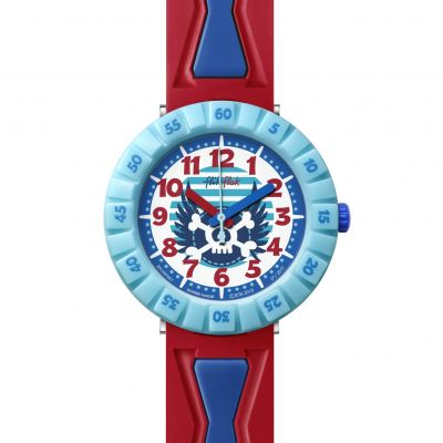 Childrens Flik Flak Spunky Sailor Watch FCSP051