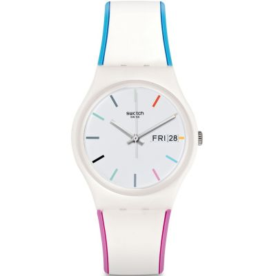 Unisex Swatch Edgyline Watch GW708