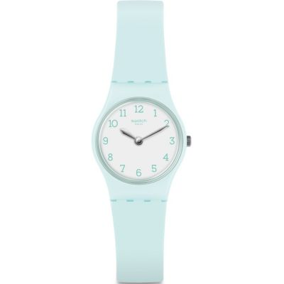 Swatch Originals Lady Greenbelle Damenuhr in Blau LG129