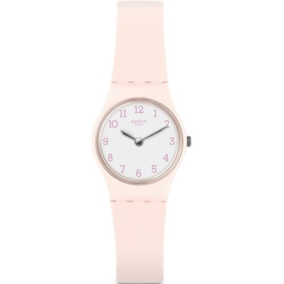 Swatch Pinkbelle Dameshorloge Roze LP150