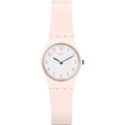 Ladies Swatch Pinkbelle Watch LP150