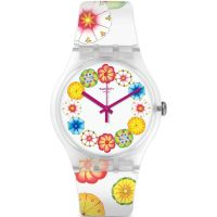 Ladies Swatch Kumquat Watch