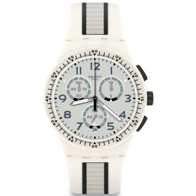 Montre Chronographe Unisexe Swatch Escalator SUSW408