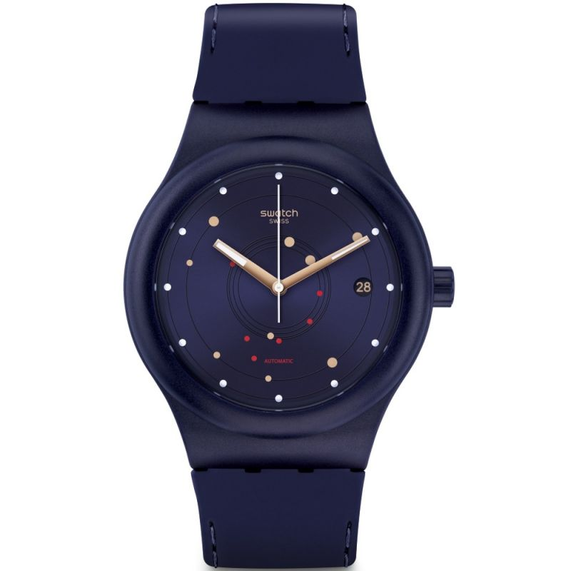Unisex Swatch Sistem Sea Automatic Watch