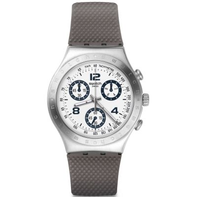 Unisex Swatch Classylicious Chronograph Watch YCS113C