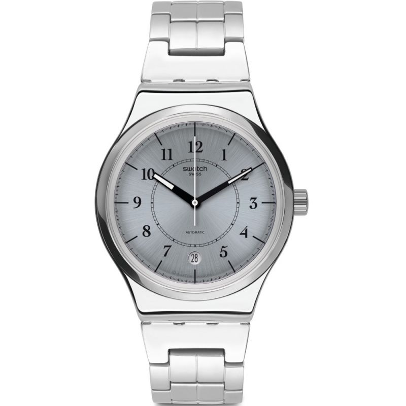 Unisex Swatch Sistem Check Automatic Watch