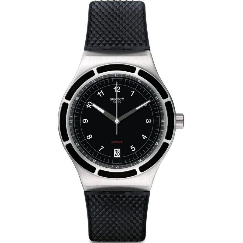 Unisex Swatch Sistem Dark Watch