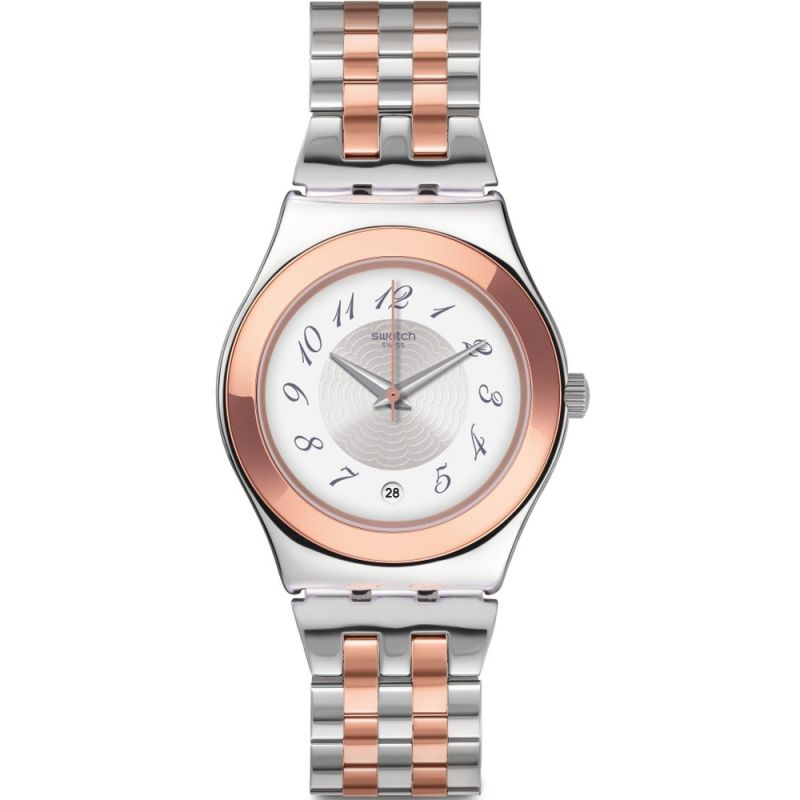 Ladies Swatch Midimix Watch