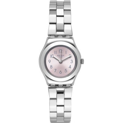 Swatch Irony Small Passionement Damenuhr in Silber YSS310G