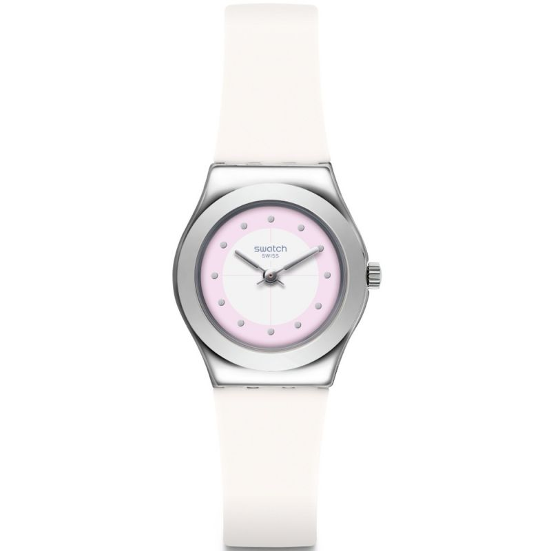Ladies Swatch Sowhite Watch YSS316