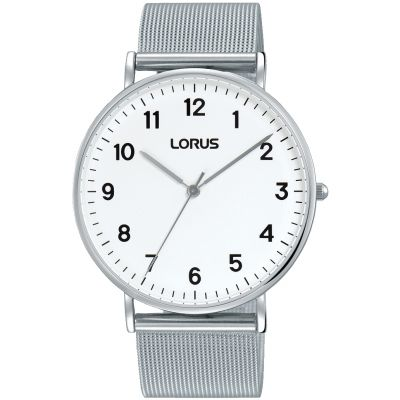 Lorus Urban Dress Herrenuhr in Silber RH817CX9