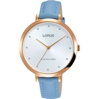 Lorus Damenuhr in Blau RG232MX9