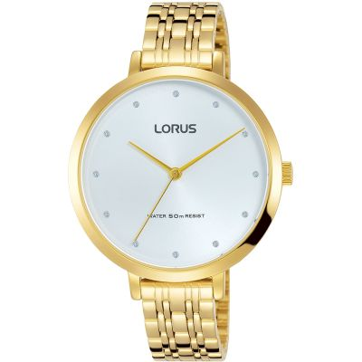 Lorus Damenuhr in Gold RG228MX9