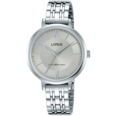 Lorus Herrenuhr in Silber RG267MX9