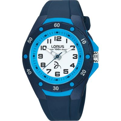 Lorus Novak Djokovic Foundation Herrenuhr in Blau R2365LX9